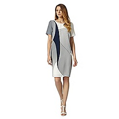 J by Jasper Conran - Designer ivory shift dress