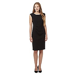 J by Jasper Conran - Black form fitting dress