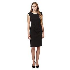 J by Jasper Conran - Black form fitting dress