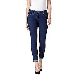 J by Jasper Conran - Blue skinny jeans