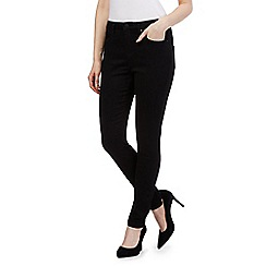 J by Jasper Conran - Black stretch super skinny jeans