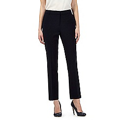 J by Jasper Conran - Navy tailored trousers