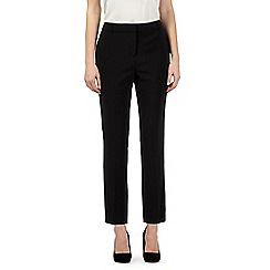 J by Jasper Conran - Black tailored trousers