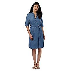 J by Jasper Conran - Light blue denim dress