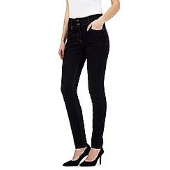 J by Jasper Conran - Dark blue skinny jeans
