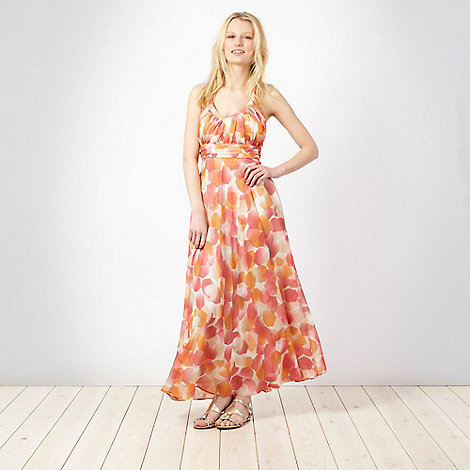 J by Jasper Conran - Multicoloured printed maxi dress