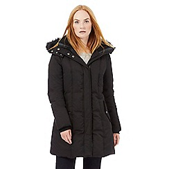 J by Jasper Conran - Black padded coat