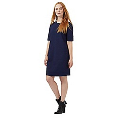 J by Jasper Conran - Blue ponte shift dress