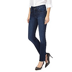 J by Jasper Conran - Blue shape & lift jeans