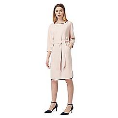 J by Jasper Conran - Light pink piped dress