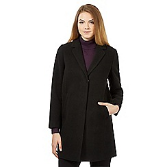 The Collection Petite - Black petite coat