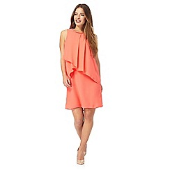 The Collection Petite - Orange layered petite dress