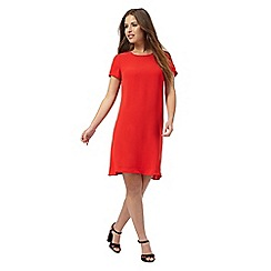 The Collection Petite - Red swing petite dress