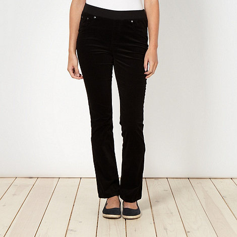 Maine New England - Black cord jeggings
