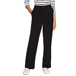 Maine New England - Black 'Pablo' straight leg trousers