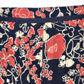 Maine New England - Navy striped flower print skirt Alternative 2