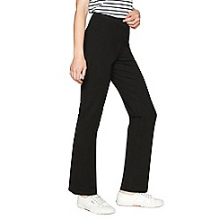 Maine New England - Black slim leg jogging bottoms