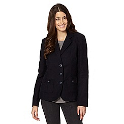 Maine New England - Navy soft touch blazer