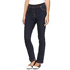 Maine New England - Blue five pocket jeggings