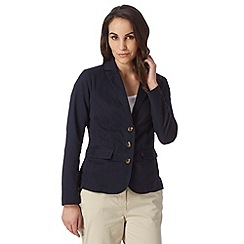 Maine New England - Navy cotton blazer