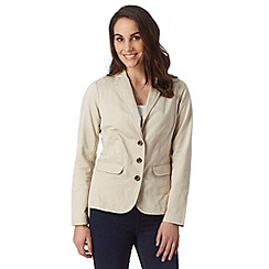 Maine New England - Natural cotton blazer