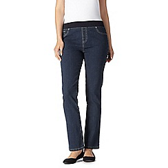 Maine New England - Dark blue straight leg jeggings