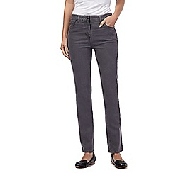 Maine New England - Maine Û Grey slim leg jeans
