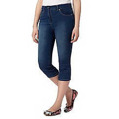 Maine New England - Blue cropped jeans