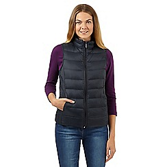 Maine New England - Navy packable down gilet