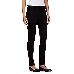 Maine New England - Black ponte trousers