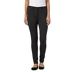 Maine New England - Dark grey ponte trousers