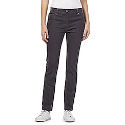Maine New England - Grey three pocket jeggings