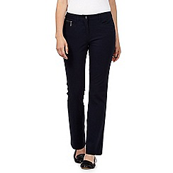 Maine New England - Navy bi-stretch jeans