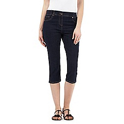 Maine New England - Mid blue cropped jeggings