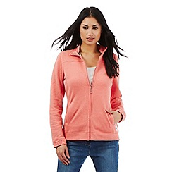 Maine New England - Peach high neck sweater