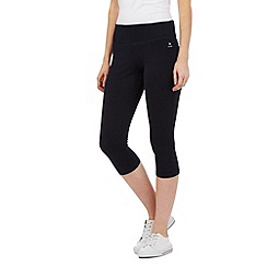 Maine New England - Navy capri leggings