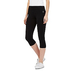 Maine New England - Black capri leggings