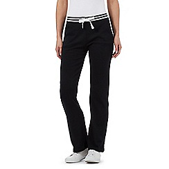 Maine New England - Black tipped jogging bottoms