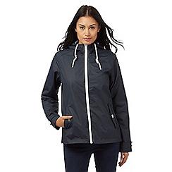 Maine New England - Navy waterproof jacket