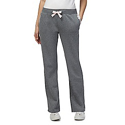 Maine New England - Grey piped jogging bottoms