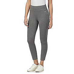 Maine New England - Grey capri leggings