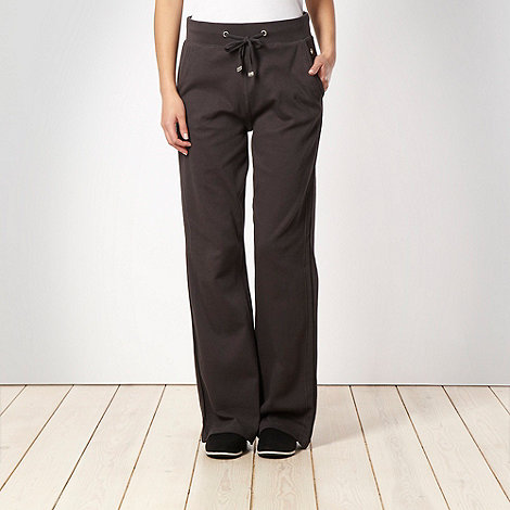 Maine New England - Dark grey drawstring jogging bottoms