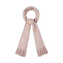 Red Herring - Pink sparkle scarf
