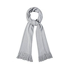Red Herring - Grey sparkle scarf