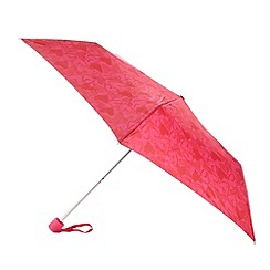 Red Herring - Pink heart patterned umbrella