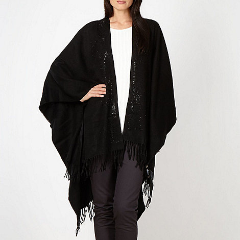 Principles by Ben de Lisi - Designer black studded wrap