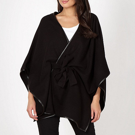 Principles by Ben de Lisi - Designer black piped wrap