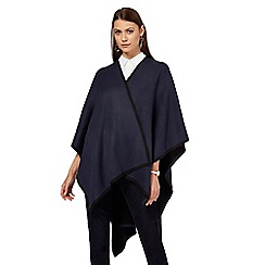 J by Jasper Conran - Navy reversible wrap