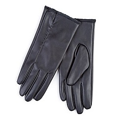 Totes - Black stretch gloves