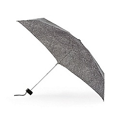 Totes - Black fine dot umbrella